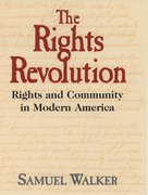 Cover for The Rights Revolution