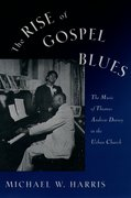 Cover for The Rise of Gospel Blues