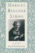 Cover for The Oxford Harriet Beecher Stowe Reader