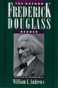 Cover for The Oxford Frederick Douglass Reader