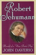 Cover for Robert Schumann