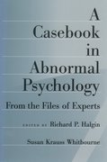 A Casebook in Abnormal Psychology