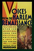 Cover for Voices from the Harlem Renaissance