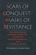 Cover for Scars of Conquest/Masks of Resistance