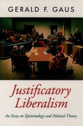 Cover for Justificatory Liberalism