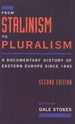 Cover for From Stalinism to Pluralism