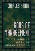 Cover for Gods of Management