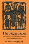 Cover for The Saxon Savior