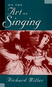 Cover for On the Art of Singing