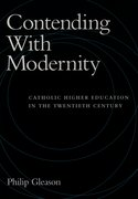 Cover for Contending With Modernity