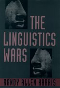 Cover for The Linguistics Wars