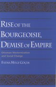 Cover for Rise of the Bourgeoisie, Demise of Empire