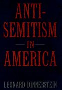 Cover for Antisemitism in America