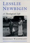 Cover for Lesslie Newbigin