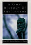 Cover for A Short History of Philosophy