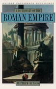 Cover for A Dictionary of the Roman Empire