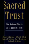 Cover for Sacred Trust
