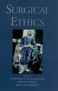 Cover for Surgical Ethics