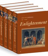 Cover for Encyclopedia of the Enlightenment