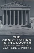 Cover for The Constitution in the Courts