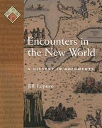 Cover for Encounters in the New World