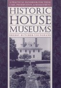 Cover for Historic House Museums