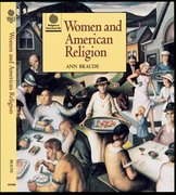 Cover for Women and American Religion