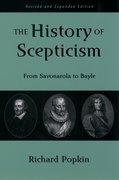Cover for The History of Scepticism