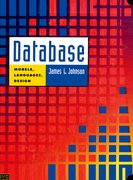 Cover for Database: Models, Languages, Design