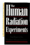 Cover for The Human Radiation Experiments