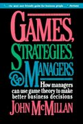 Cover for Games, Strategies, and Managers