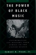 Cover for The Power of Black Music
