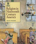 Cover for Religion in Nineteenth Century America