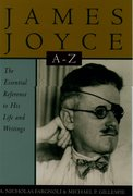 Cover for James Joyce A to Z