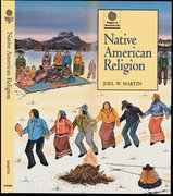 Cover for Native American Religion