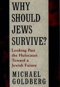 Cover for Why Should Jews Survive?