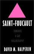Cover for Saint Foucault