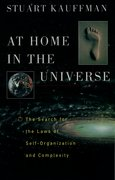 Cover for At Home in the Universe