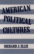Cover for American Political Cultures