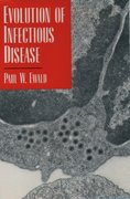 Cover for Evolution of Infectious Disease