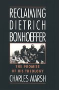 Cover for Reclaiming Dietrich Bonhoeffer