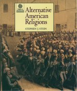 Cover for Alternative American Religions