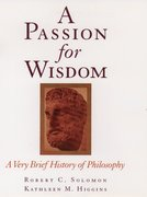 Cover for A Passion for Wisdom