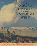 Cover for The Oxford History of the American West