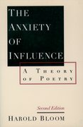 Cover for The Anxiety of Influence