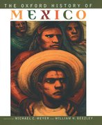 Cover for The Oxford History of Mexico