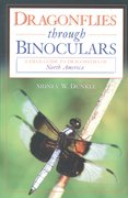 Cover for Dragonflies through Binoculars