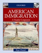 Cover for American Immigration