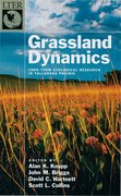 Cover for Grassland Dynamics