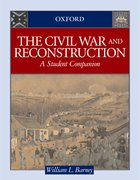 Cover for The Civil War and Reconstruction